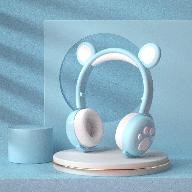 Bluetooth 5.0 fones de ouvido hd som