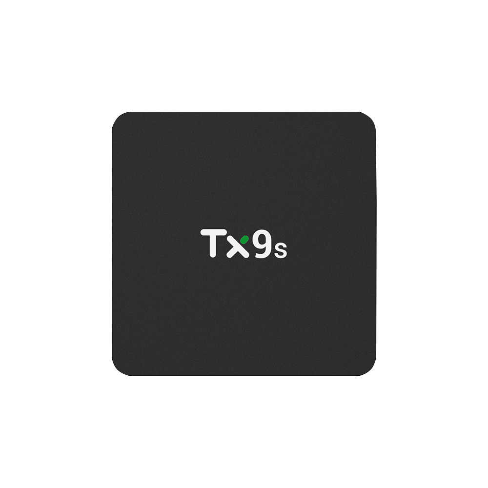 TX9S smart Android 4k TV box AmlogicS912 chip 2GB 8GB media player set-top box with remote control