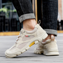 Lightweight Breathable Outdoor Men Shoes Flats High Quality