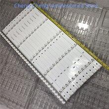 11 części/partia 493mm 3V 5 diody led do obsługi Hisense 50 telewizor z dostępem do kanałów E257384 SVH500A24 5LED Rev06 140303 T500HVN07.1 HD500DF B54 LTDN50K220WSD nowy