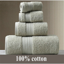 150*80cm 100% Pakistan Cotton Bath Towel Super absorbent Terry Bath face towel Large Thicken Adults Bathroom Towels