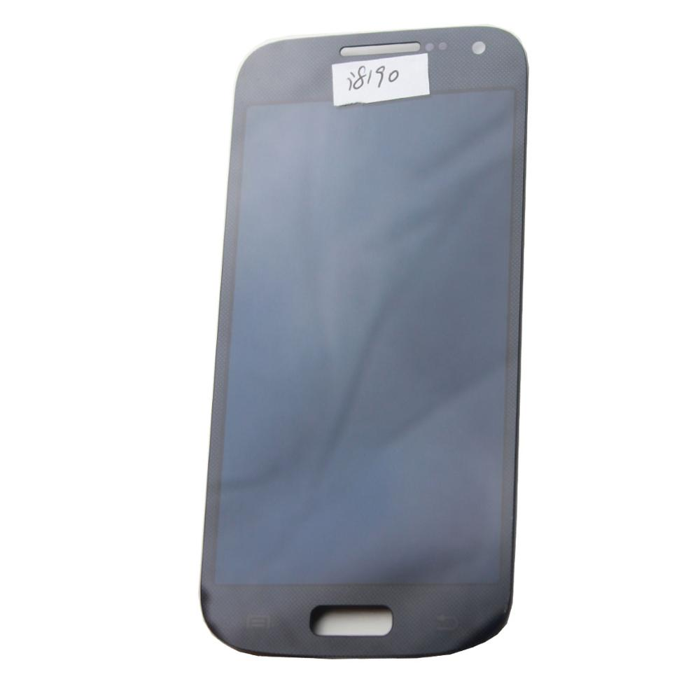 LCD Touch Screen Digitizer For samsung s3 mini i8190 image