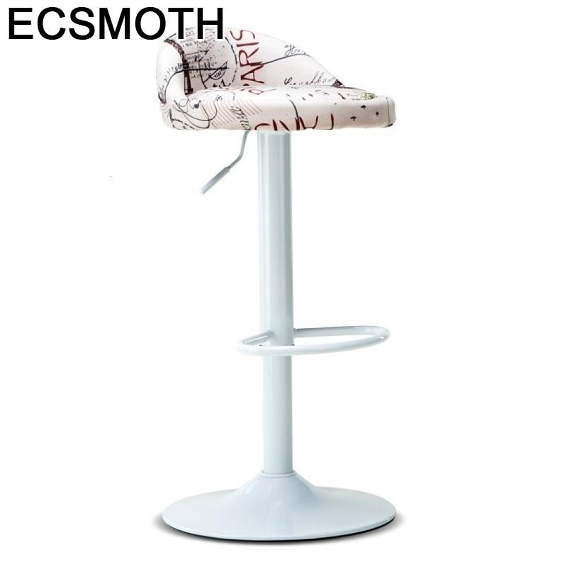 Tipos Barstool Taburete La Barra Stuhl Sandalyesi Stoelen Bancos Moderno Stool Modern Tabouret De Moderne Cadeira Bar Chair