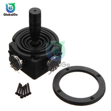 цена на 2-axis JH-D202X-R2/R4 Joystick Potentiometer 5K 10K ohm Sealed PTZ Thermistor