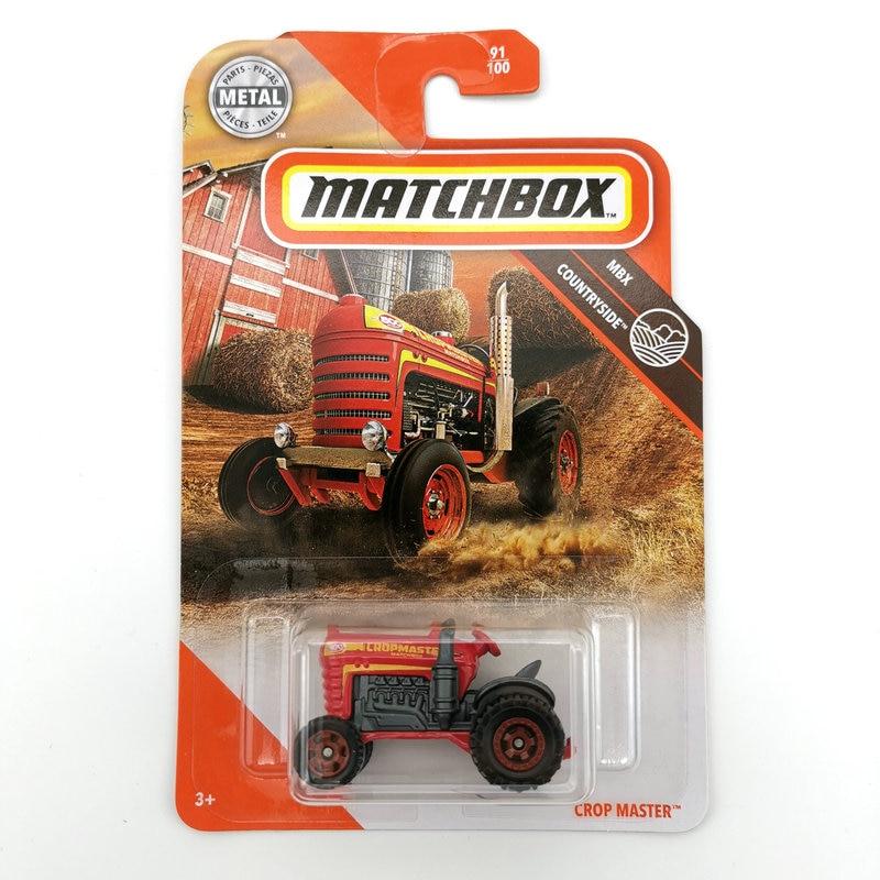 2020 Matchbox Car 1:64 Sports Car CROP MASTER Metal Material Body Race Car Collection Alloy Car Gift