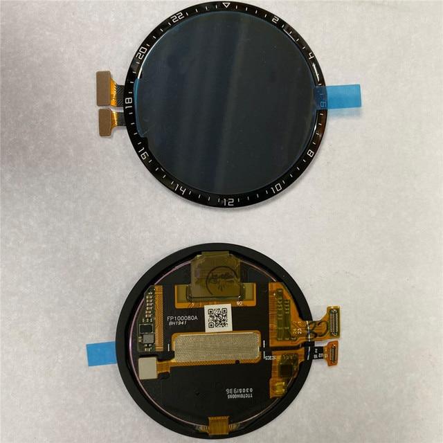 استبدال LCD شاشة الجمعية لهواوي ساعة GT2 46 مللي متر اكسسوارات LCD ساعة لوحة اللمس شاشة إصلاح أجزاء