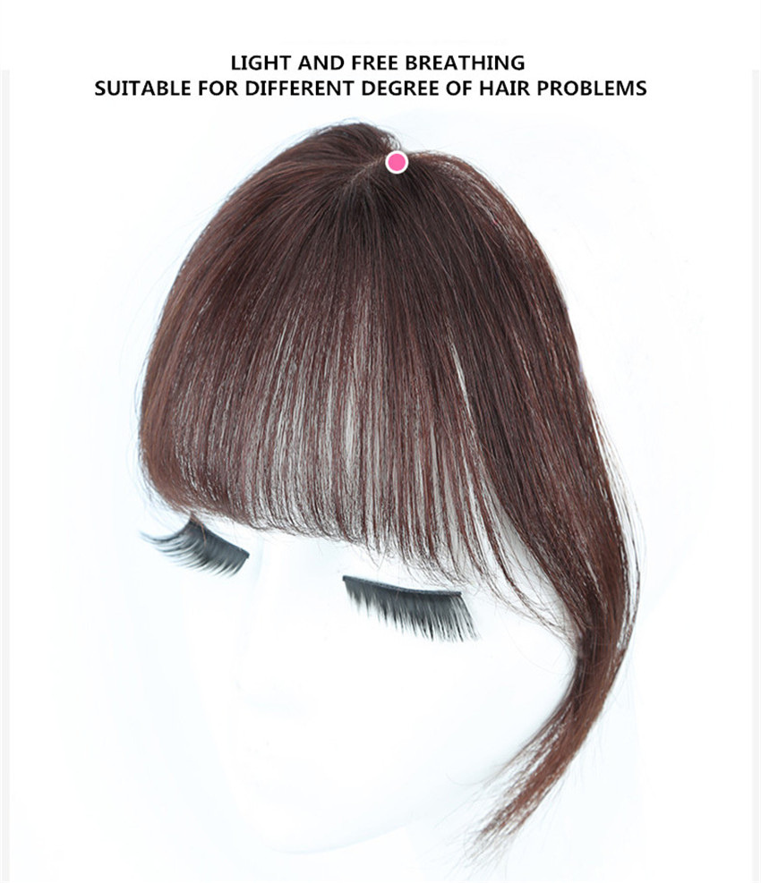 meninas cabelo curto invisível substituto