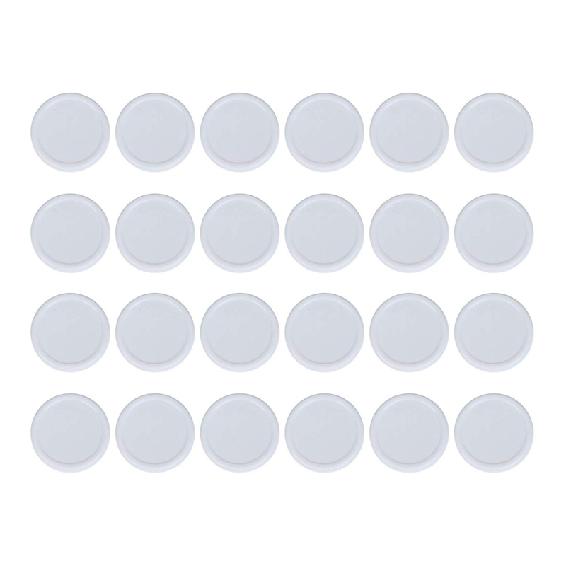 Regular Mouth Lids for Mason Jar Lids Plastic Storage Caps for Mason Canning Jars and More  Standard  Dia 70mm|Fresh-keeping Lids| |  - title=