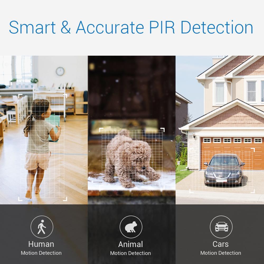 ANNKE 8CH 5MP Lite 5-in-1 CCTV DVR HD 4PCS TVI Sicherheit Kamera PIR Erkennung Outdoor dome Kamera Home Video Überwachung Kit