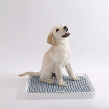 Dog Toilet Teddy Golden Retriever Small and Medium-sized Pet Supplies  Cat Litter Box Tray