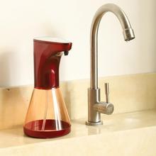 Утоматическое жидкое мыло 520 мл, Бесконтактный автоматический сенсор, дозатор мыла, лосьона, дозатор мыла для кухни, ванной комнаты