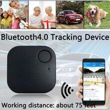 GPS-трекер для детей, миниатюрный локатор с Bluetooth, для iPhone, iPad, Android смартфонов