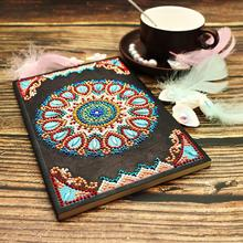 new DIY Diamond Painting Notebook A5Size Office Note Pad Diary Journal Pocket Book 3D Embroidery Cross Stitch 5D Home Decor Gift