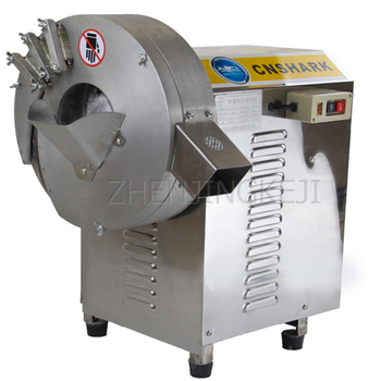 Ginger Sliced Ginger Machine Commercial Electric Stainless Steel Automatic Vegetable Cutting Equipment Multifunctional And Small beijamei high quality small electric vegetable cutting machine commercial home use vegetable chopper cutter mixer machine
