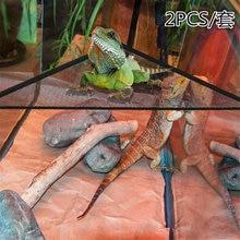 Ящерица для рептилий змея сетчатый гамак домашних животных кровать