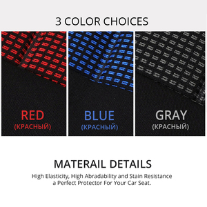 Image 4 - 1+2 Seat Covers Car Seat Cover for Transporter/Van, Universal Fit with Artificial Leather,Truck Interior Accessories