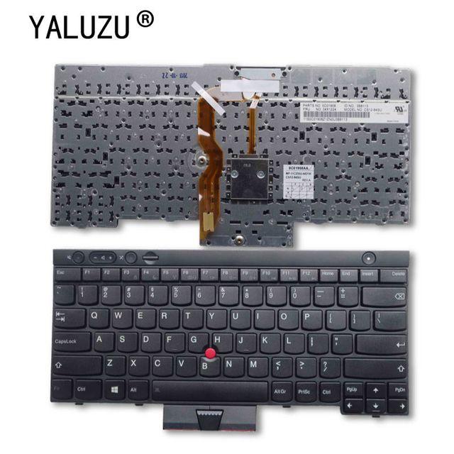 UNS/UK/FR/GR/ES/RU/SP/TR Neue Tastatur Für Lenovo L530 t430 T430S X230 W530 T530 T530I T430I 04X1263 04W3048 04W3123