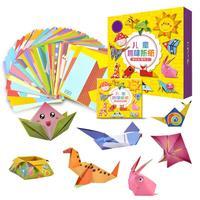 Прекрасный DIY ручной работы 3D головоломка ремесла книга оригами для образовательной игрушки родитель-ребенок Взаимодействие тесные отноше...