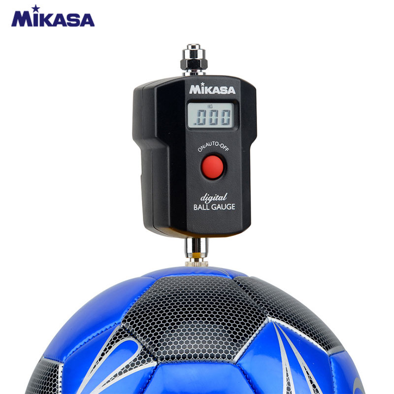 Japan Mikasa Barometer AG500 Football Basketball Volleyball Digital Pressure Gauge