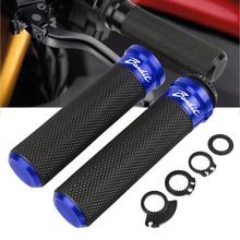 For SUZUKI GSF 250 600 600S 650 650S 650N 1200 1250 Bandit 7/8 22mm Universal Motorcycle Handle Handlebar Hand Bar Grip