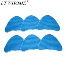 LTWHOME scrusting Comportable с помощью насадка на швабру подходит для Vax S2 серии и Hover WH20200 Паровая Швабра