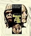 Подростковые из натурального хлопка с принтом под планета футболка с изображением обезьяны в ретро-стиле 1970 фантастического фильма хлопко...