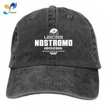 USCSS Nostromo Unisex Soft Casquette Cap Fashion Hat Vintage Adjustable Baseball Caps