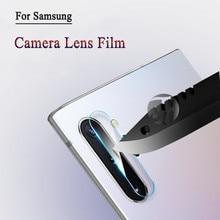 2pcs for Samsung Galaxy S9 plus S8 S10 Camera Lens Screen Protector Film for Samsung S10 5G 9 8 lite Back Lens Film