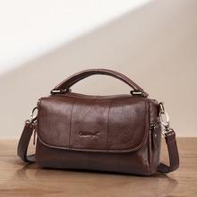Cobbler Legend Cow Genuine Leather Women Handbag Retro Shoulder Bag Crossbody Mini Vintage Ladies Designer Clutch For Female
