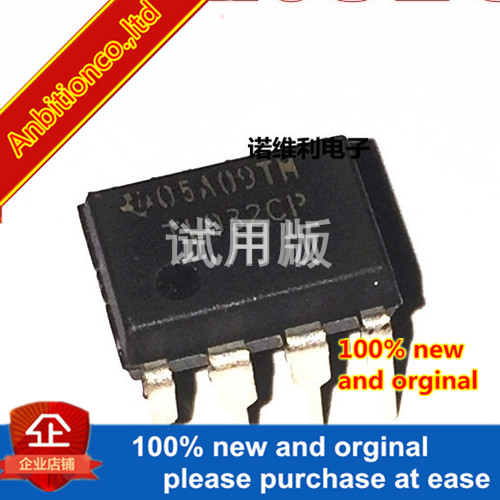 5pcs 100% New Original TL032CP TL032 Operational Amplifier Chip DIP8 In Stock