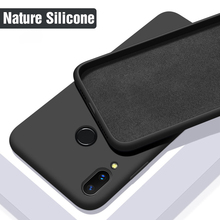 Shockproof Silicone Armor Case For Xiaomi Redmi Note 7 Case Note7 Cover 360 Phone Back Cover Xiaomi Redmi Note 7 Pro Case coque top quality cnc wantai 3pcs nema34 stepper motor 85bygh450c 060 1600oz in 151mm 6a dual flat shaft milling cutting machine