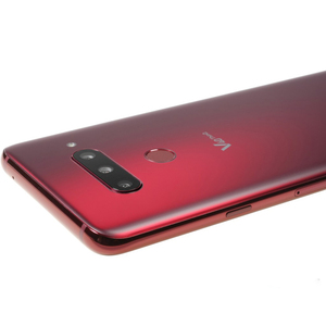 Image 5 - V405EBW Original LG V40 ThinQ 6.4 Inches 6GB RAM 64GB/128GB ROM 16MP Triple Camera LTE Single SIM Fingerprint Unlocked Cellphone