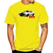 Velocitee Mens Premium T-Shirt Classics Nie Sterben Chevy Camaro 67 68 69 CC01CND