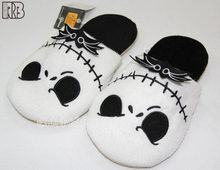 anime shoes Halloween Town Pumpkin King Jack Skellington cosplay woman shoes Home slippers kawaii shoes Unisex Comfort leisure(China)