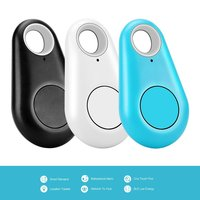 iTag Mini GPS Tracker with Alarm for Locating Lost Pets & Belongings