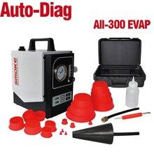 Новинка все-300 EVAP автомобильный ALL300 диагностический инструмент для дыма детектор утечки воздуха для автомобиля мотоцикла тестер утечки труб тестер утечки топлива локатор