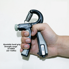 10-60Kg Adjustable Countable Hand Grip Heavy Gripper Fitness