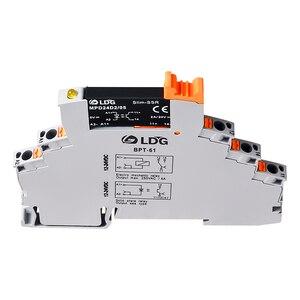 Ультратонкое твердотельное реле 24 В, 2 а постоянного тока, контролируемое AC MPA240D2 24BPT, RIF-0-RPT 21