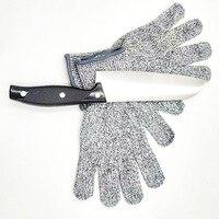 Порезостойкие рабочие перчатки