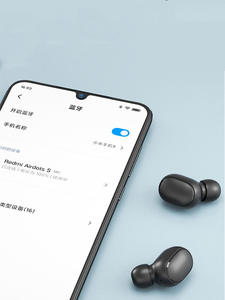 Xiaomi Wireless Earphone Headset Lag Game-Mode Left TWS Airdots-S Bluetooth 5.0 Auto-Link