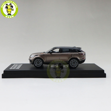 1/64 LCD Velar SUV Diecast Modello di Auto Giocattoli Delle Ragazze Dei Ragazzi Regali
