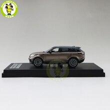 Coche LCD vela SUV fundido a presión, juguetes de modelo de coche, regalos para niños y niñas, 1/64