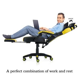 Image 2 - Seatingplus Bumblebee LOL Computer Chair WCG Office Chair Gaming Chair  Game chair Lift Swivel Chair  Comfortable Sedentary