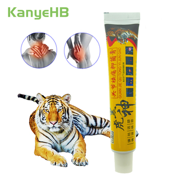 1pcs Tiger Balm Ointment For Arthritis Rheumatoid Joint Back Neck Pain Relief Chinese Herbal Medical Plaster Analgesic Cream 24pcs sumifun tiger balm medical plaster pain relief patch back neck arthritis 100% original chinese herbal stickers health care