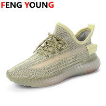 Women Sneakers Fashion Summer Mesh Shoes Breathable Summer