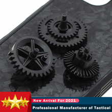 Gear-Set Paintball-Accessory Airsoft-Gearbox 13:1 Torque High-Speed Fit Super Stainless-Steel