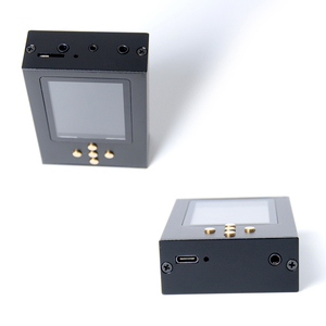 Image 2 - 2020 NICEHCK Zishan DSDs AK4499 Pro DAC Portable Music Player MP3 DAP AD8620AR MUSES02 OP AMP HIFI 2.5mm Balanced AK4499EQ 4499