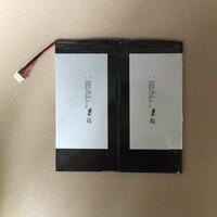 Bateria nova de 7.6v para chuwi surbook tablet pc li-polímero de lítio recarregável acumulador bloco de substituição de alta capacidade