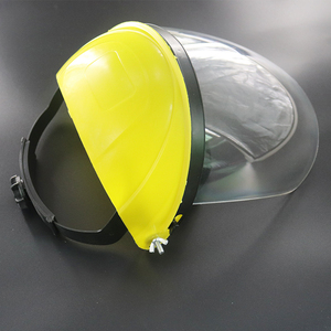 Image 4 - Anti Shock Protective Full Face Mask Welding Helmet Anti UV Clear Safety Anti Splash Shield Visor Workplace Protection Supplies