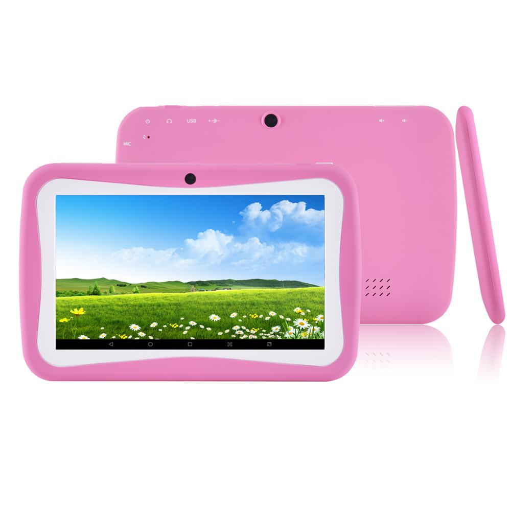 New 7 Inch Tablet Pc 8G Original Design Android 7.0 Quad Core Android WiFi Bluetooth IPS Tablets 7.1